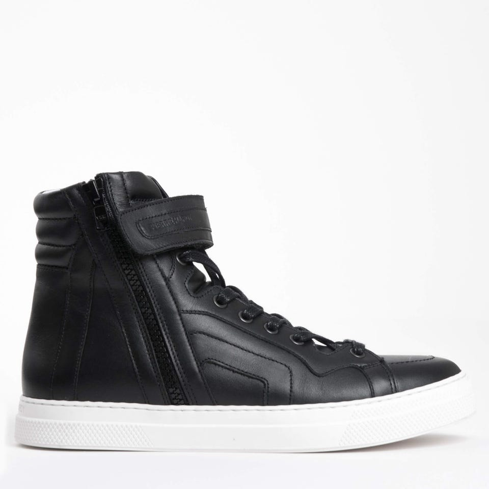 012 HIGH-TOP SNEAKERS