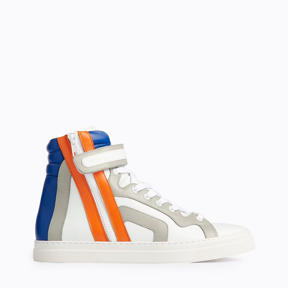 112 HIGH-TOP SNEAKERS