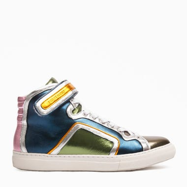 001 COLORAMA HIGH-TOP SNEAKERS