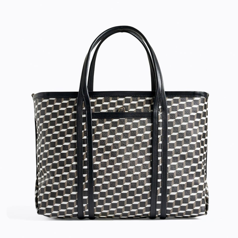 POLYCUBE TOTE