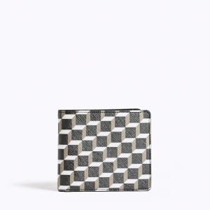 CUBE PERSPECTIVE WALLET