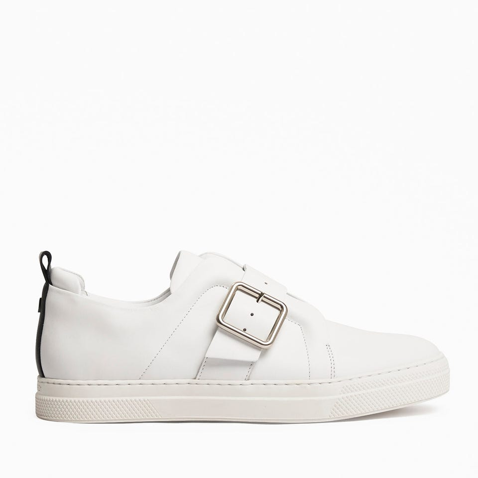 SLIDER BUCKLE SNEAKERS