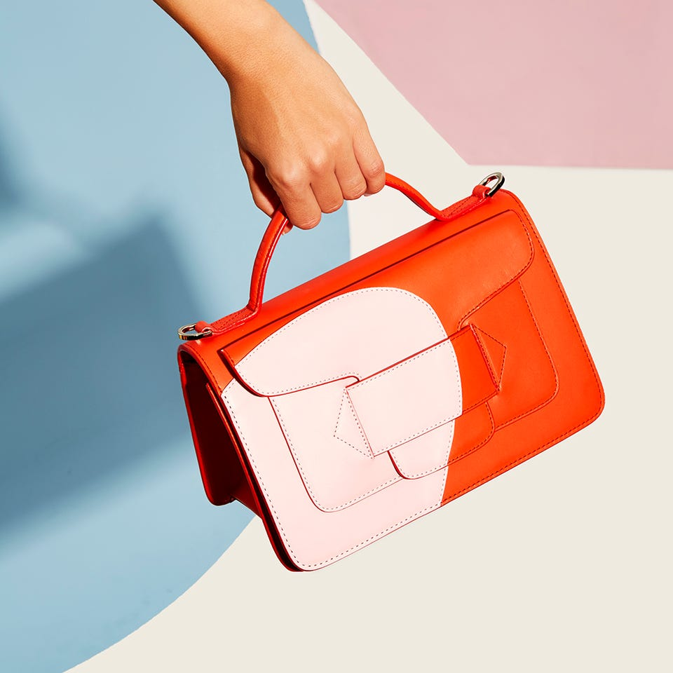 ALPHA PLUS HANDBAG