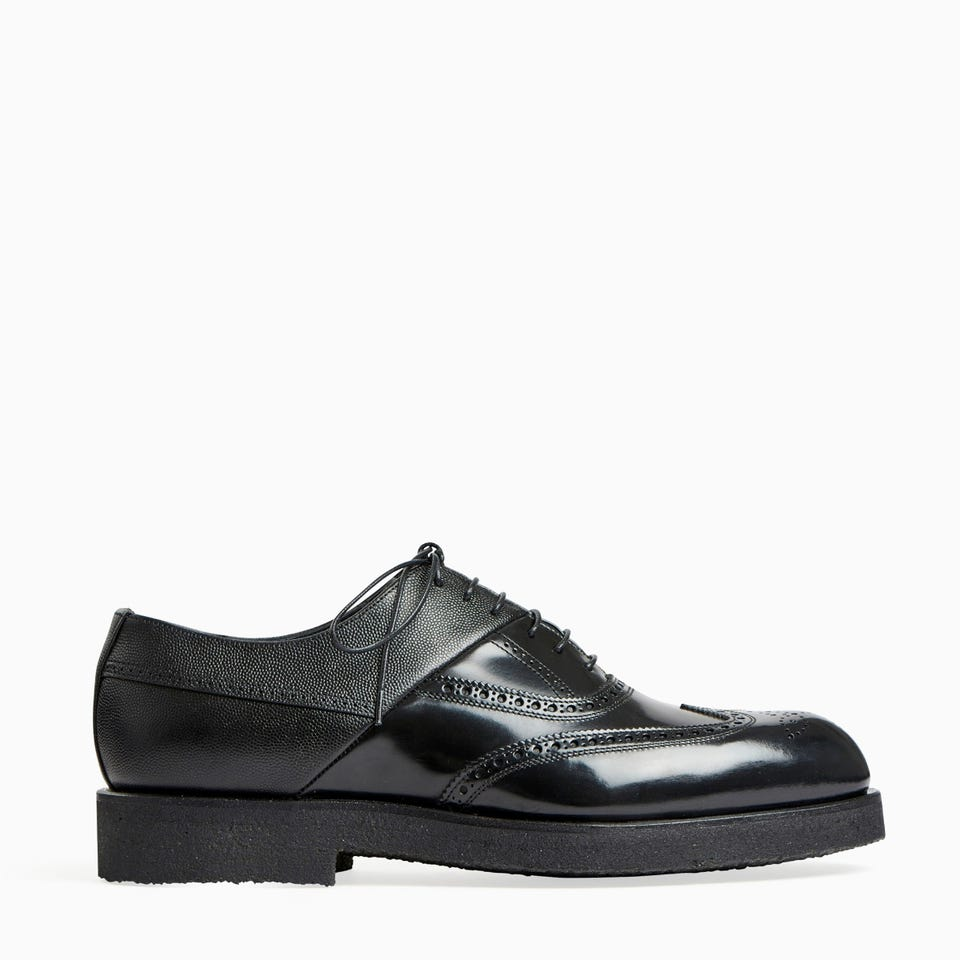 TWINS OXFORD CREPE SOLE
