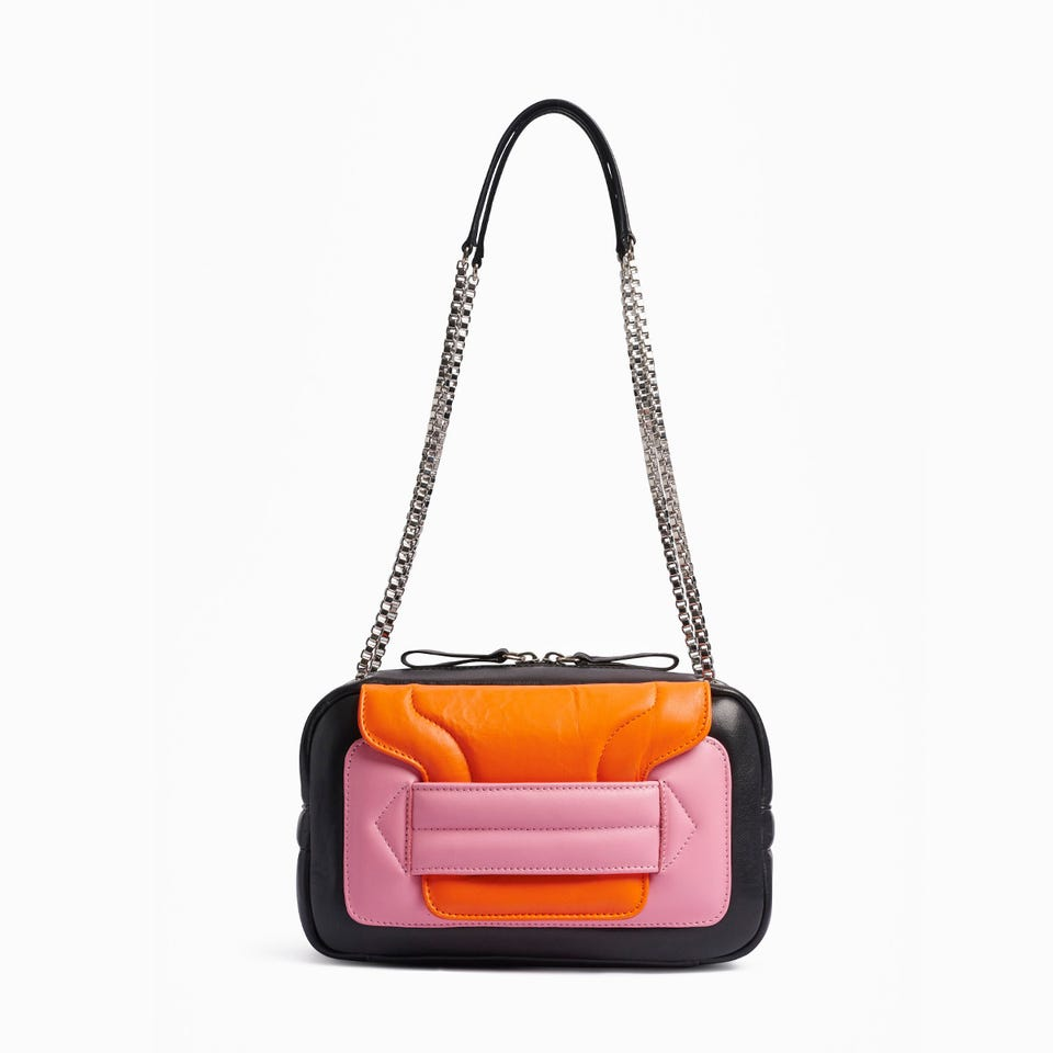 ALPHA PAD SHOULDER BAG