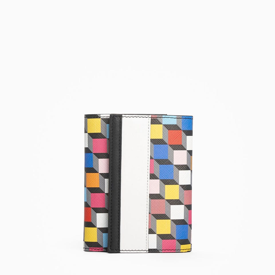 PERSPECTIVE CUBE WALLET