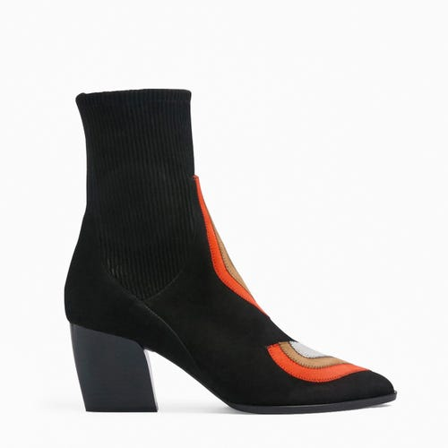 RODEO CRUSH ANKLE BOOT