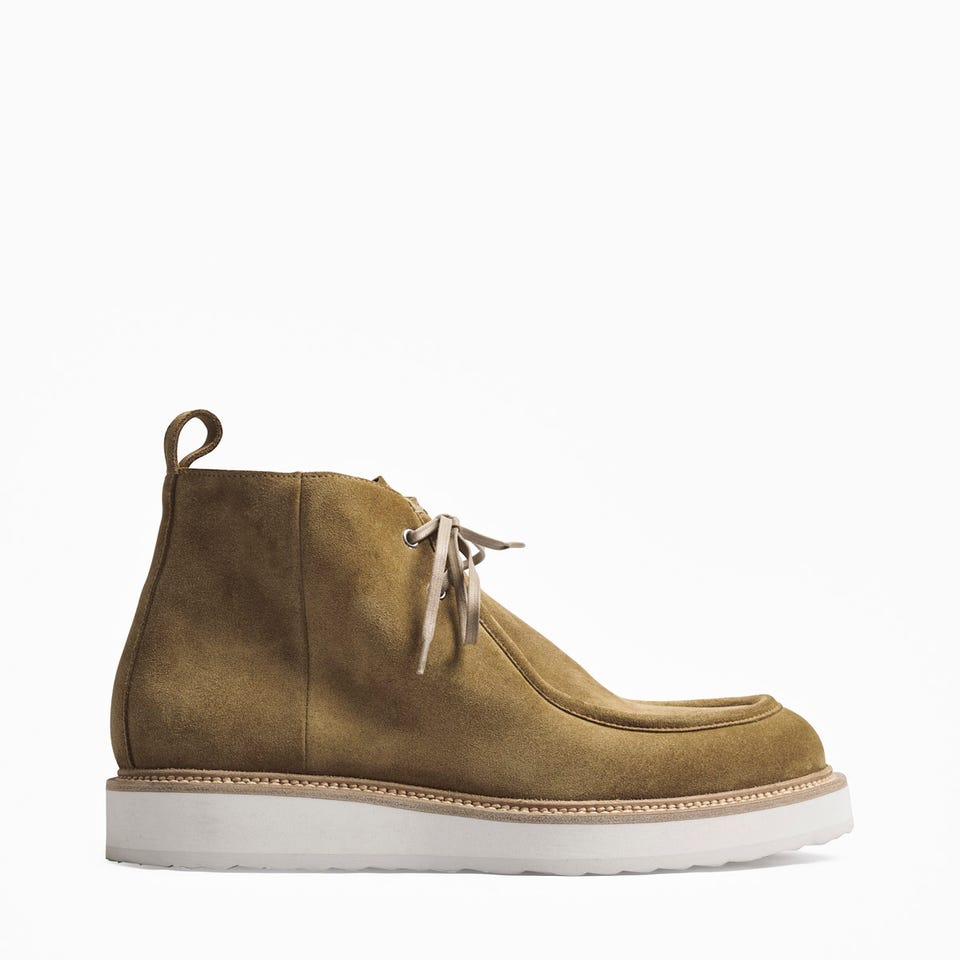 TED DESERT BOOTS