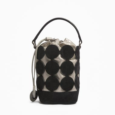 BULLES BUCKET BAG