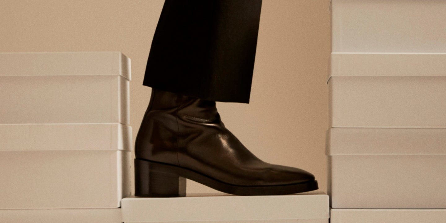 Discover all boots styles for men and women by luxury designer Pierre Hardy